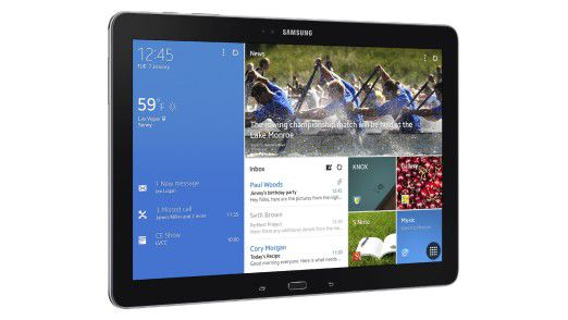 Das Samsung Galaxy NotePRO 12.2.