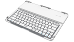 Gadget des Tages: ZAGG Cover-Fit – Bluetooth-Tastatur für Samsungs Galaxy NotePRO und TabPRO - Foto: ZAGG