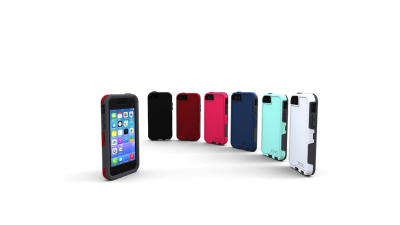 Gadget des Tages: invisibleSHIELD Arsenal -Rugged Case für Smartphones - Foto: ZAGG