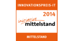 IT-Lösungen für den Mittelstand: Initiative Mittelstand verleiht den INNOVATIONSPREIS-IT 2014 - Foto: Initiative Mittelstand