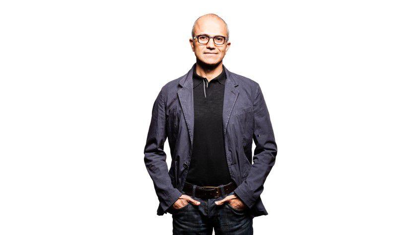 Satya Nadella: Der potentielle neue Microsoft Chef ist bisher Executive Vice President