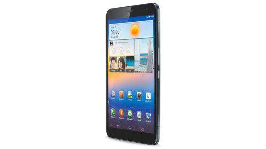 Das MediaPad X1 7.0 von Huawei.