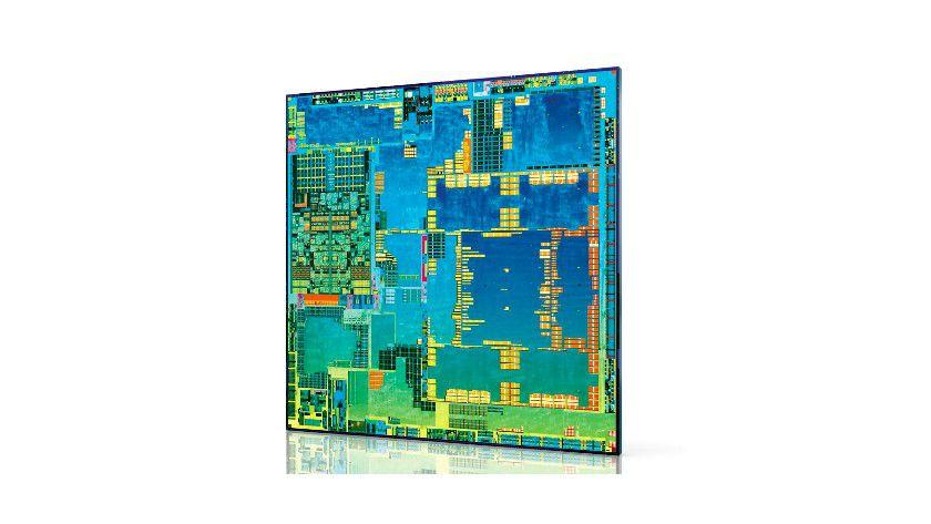 Intel Atom Z3480: Der Dual-Core-Chip basiert auf der 64-Bit-Architektur Silvermont.