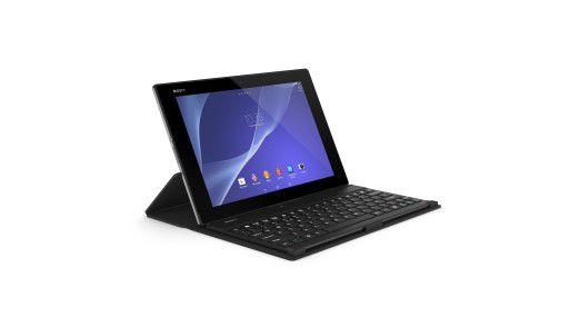Das Sony Xperia Z2 Tablet.