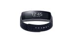 Smartwatch mit gebogenen Display: MWC 2014: Samsung stellt Gear Fit vor - Foto: Samsung