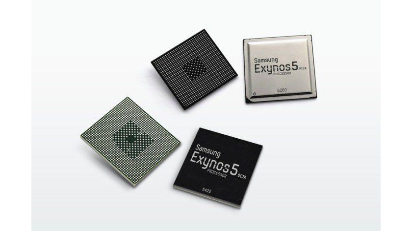 Hexa und Octa: Samung bringt mit dem Exynos E5422 und E5260 zwei neue Mobile-Prozessoren mit 8 und 6 Kernen auf den Markt.