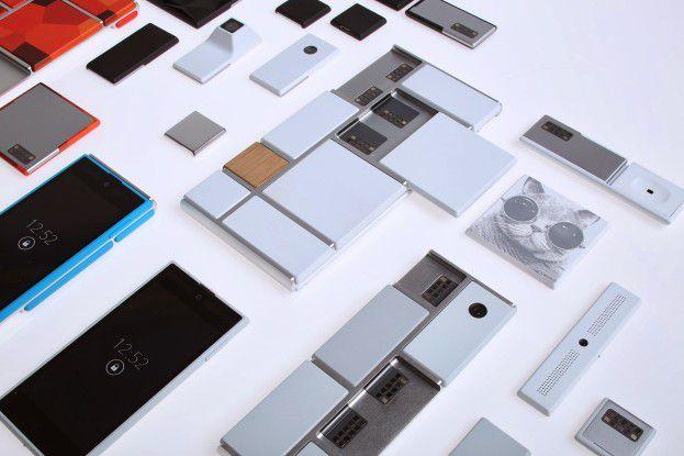 Probleme mit Magneten bremsen die Fortschritte bei Googles modularem Smartphone-Projekt Ara.