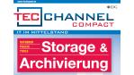 Buch und eBook: Storage & Archivierung - das neue TecChannel-Compact ist da!