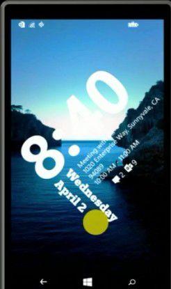 Microsoft Windows Phone 8.1