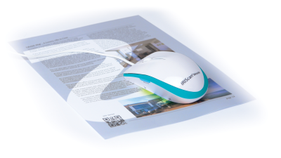 Gadget des Tages: IRIScan Mouse Executive 2 - Maus und Scanner in einem - Foto: I.R.I.S.