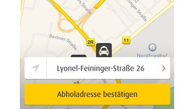 Mytaxi, taxi.eu und Co.: Empfehlenswerte Taxi-Apps für Android