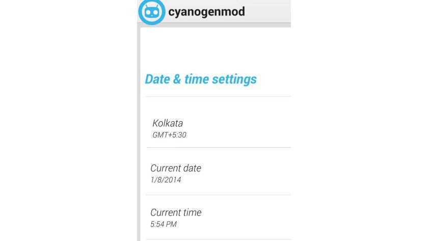 Verbessert: Die Oberfläche von CyanogenMod entspricht weitgehend der Android-Bedienung, wurde an vielen Stellen aber angepasst und optimiert.