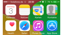 iMessage, iCloud, QuickType, Familienfreigabe & Co.: Apple iOS 8 auf dem iPhone 5 im Test