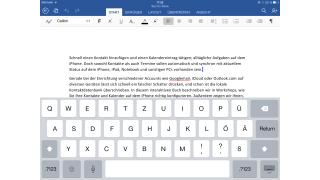iPad Offic