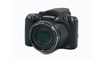 Kameratest: Samsung WB5500