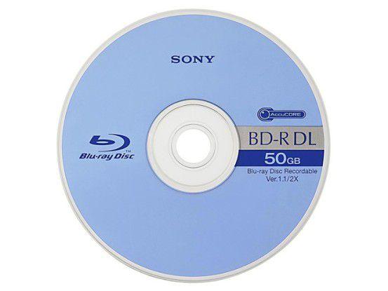 Bei einer Speicherkapazität von 50 GB auf einer Blu-ray-Disc ist das Ende der Fahnenstange noch nicht erreicht. Mehrere Lagen erlauben noch mehr.