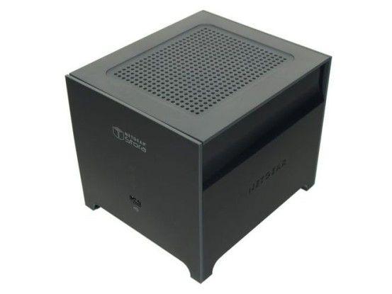 Benötigt Internet fürs Konfigurieren: Netgear Stora MS2110.