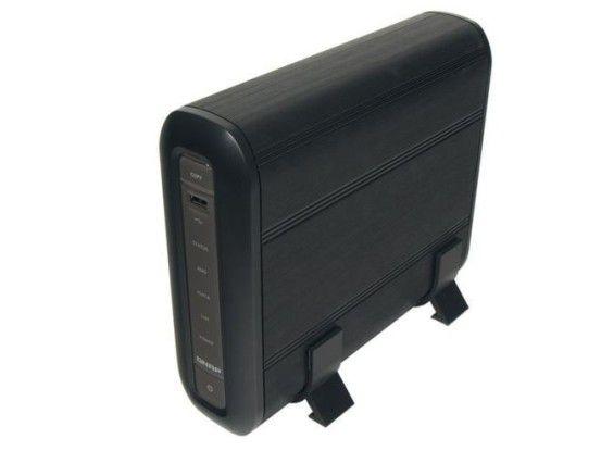 Schneller Netzwerkspeicher (NAS): Qnap TS-119 Turbo NAS