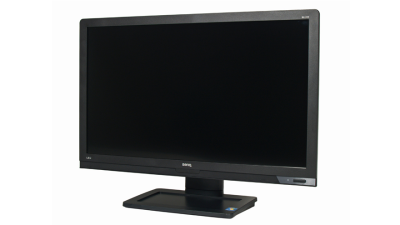 TFT-Display: Test - Benq BL2400PT