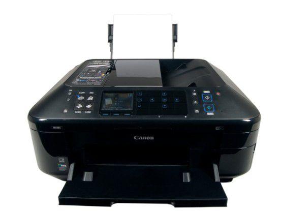 Canon Pixma MX885: ein Multifunktionsgerät mit viel Ausstattung fürs Heimbüro.
