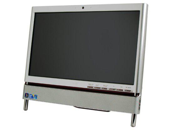 Acer Aspire Z5710: Bildschirm-PC mit 23-Zoll-Touch-Display im test