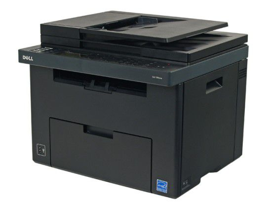 Farblaser-Kombigerät mit LED-Technik: Dell 1355cnw.