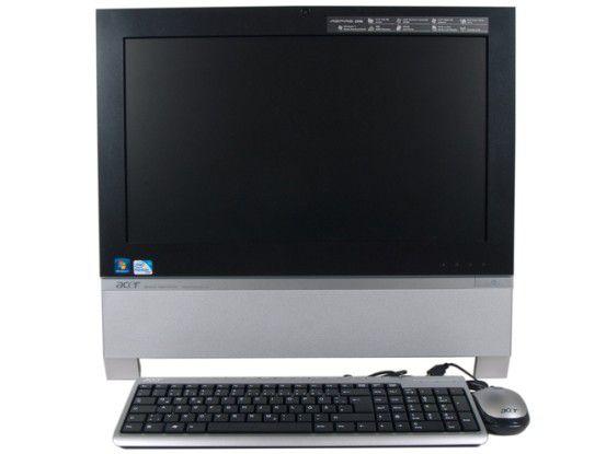 Acer Aspire Z3750 im Test: Günstiger Bildschirm-PC mit 21,5-Zoll-Display