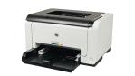 Handlicher Farblaser: HP Laserjet Pro CP1025nw - Foto: HP