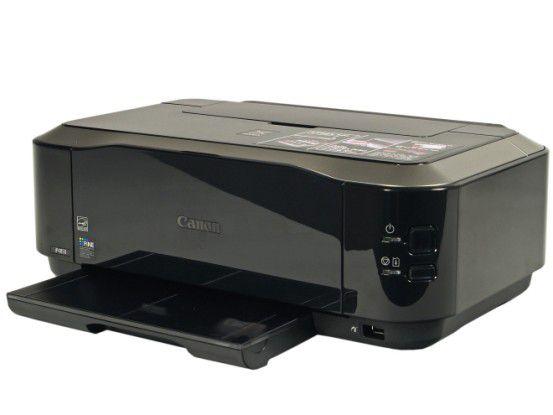 Canon Pixma iP4850: Üppig ausgestatteter Tintenstrahldrucker