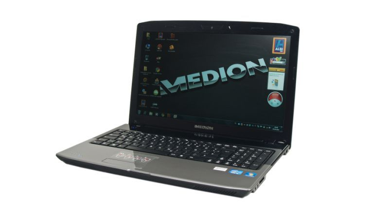 Tolle Ausstattung, aber kein überagender Prozessor: Medion Akoya E6224