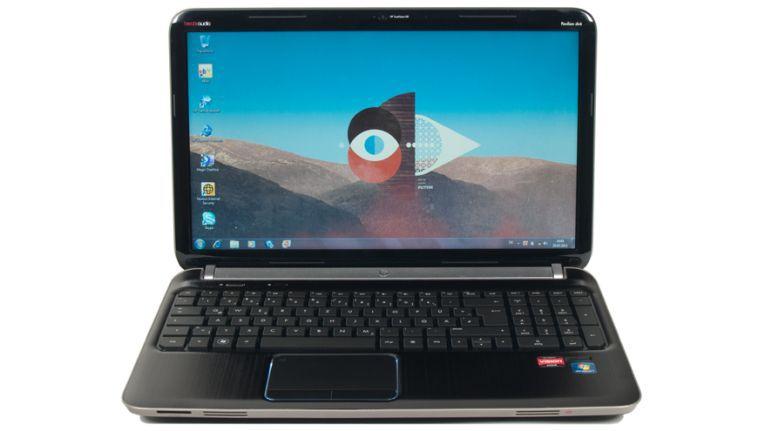 Vierkern-Notebook im Test: HP Pavilion DV6-6005sg