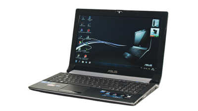 Notebook: Asus N53SV im Test - Foto: Asus