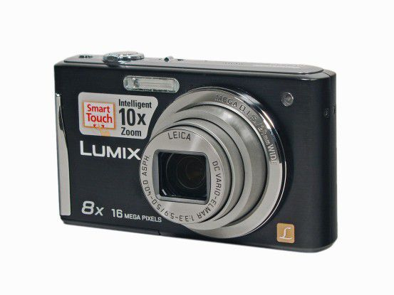 Im Test: Panasonic Lumix DMC-FS37