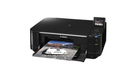 """Multifunktionsgerät mit WLAN und CD-Druck: """"Pixma MG5250"""" von Canon"""