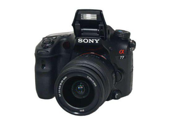 Sony Alpha SLT-A77V