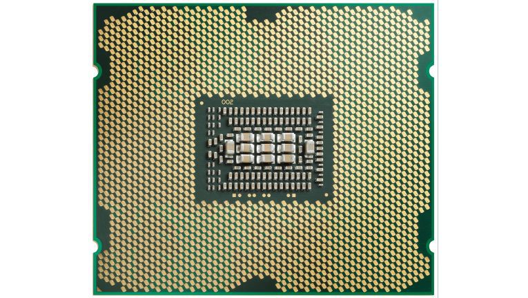 Hat 2011 Signalkontakte: Intel-Prozessor Core i7-3960X
