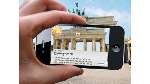 Augmented Reality gilt als eine der Zukunftstechnologien.