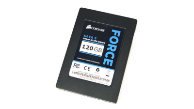 SSD-Festplatte: Corsair Force Series 3 120GB im Test - Foto: Corsair