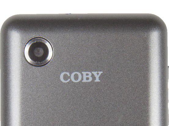 Der MP3-Player Coby MP828 verfügt sogar über eine Kamera, die aber nur bescheidene Bildqualität liefert.
