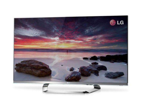 4K-Fernsehen – scharfe Bilder wie nie zuvor.