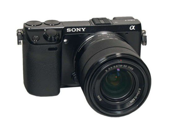 Sony NEX-7 im Test