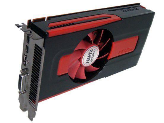 Mittelklasse-Grafikkarte AMD Radeon HD 7770 im Test