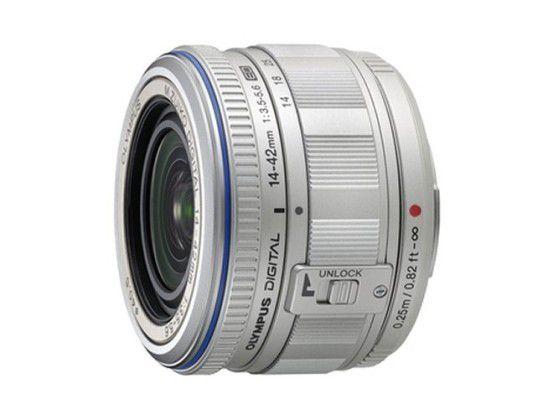 Standard-Zoomobjektiv Olympus M.Zuiko Digital 14-42mm 1:3.5-5.6 II