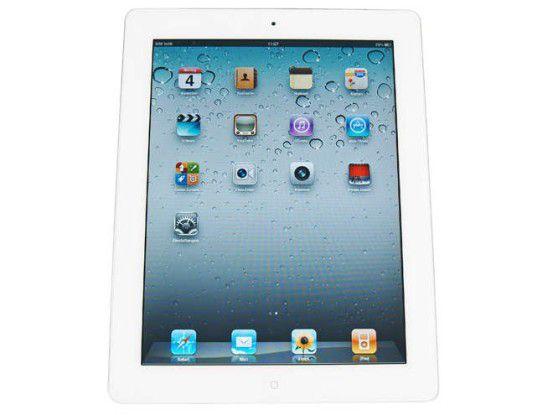 Testsieger: Apple iPad 2 16 GB + WiFi
