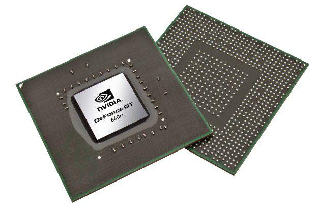 Der Geforce GT 640M gehört zur neuen 600er-Familie von Nvidia