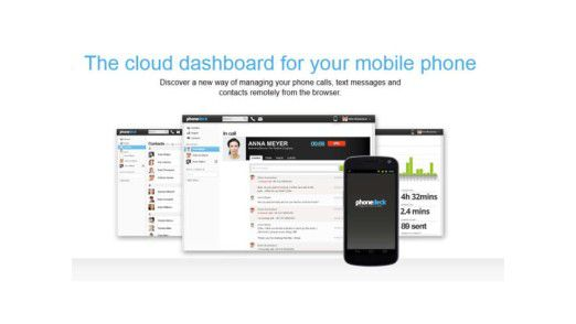 Eine neue Cloud-App für Android-Geräte.