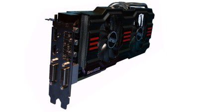 Grafikkarte: Asus HD 7870 DirectCU 2 TOP V2 im Test