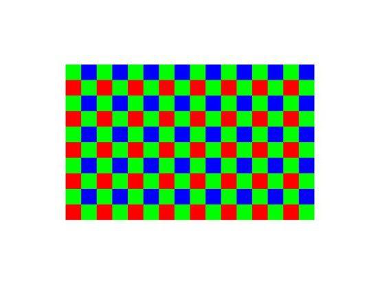 Bayer-Pattern von Kodak