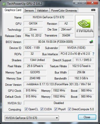 Reduzierter GPU-Takt.