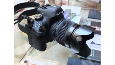 Digitalkamera: Fujifilm X-S1 im Test